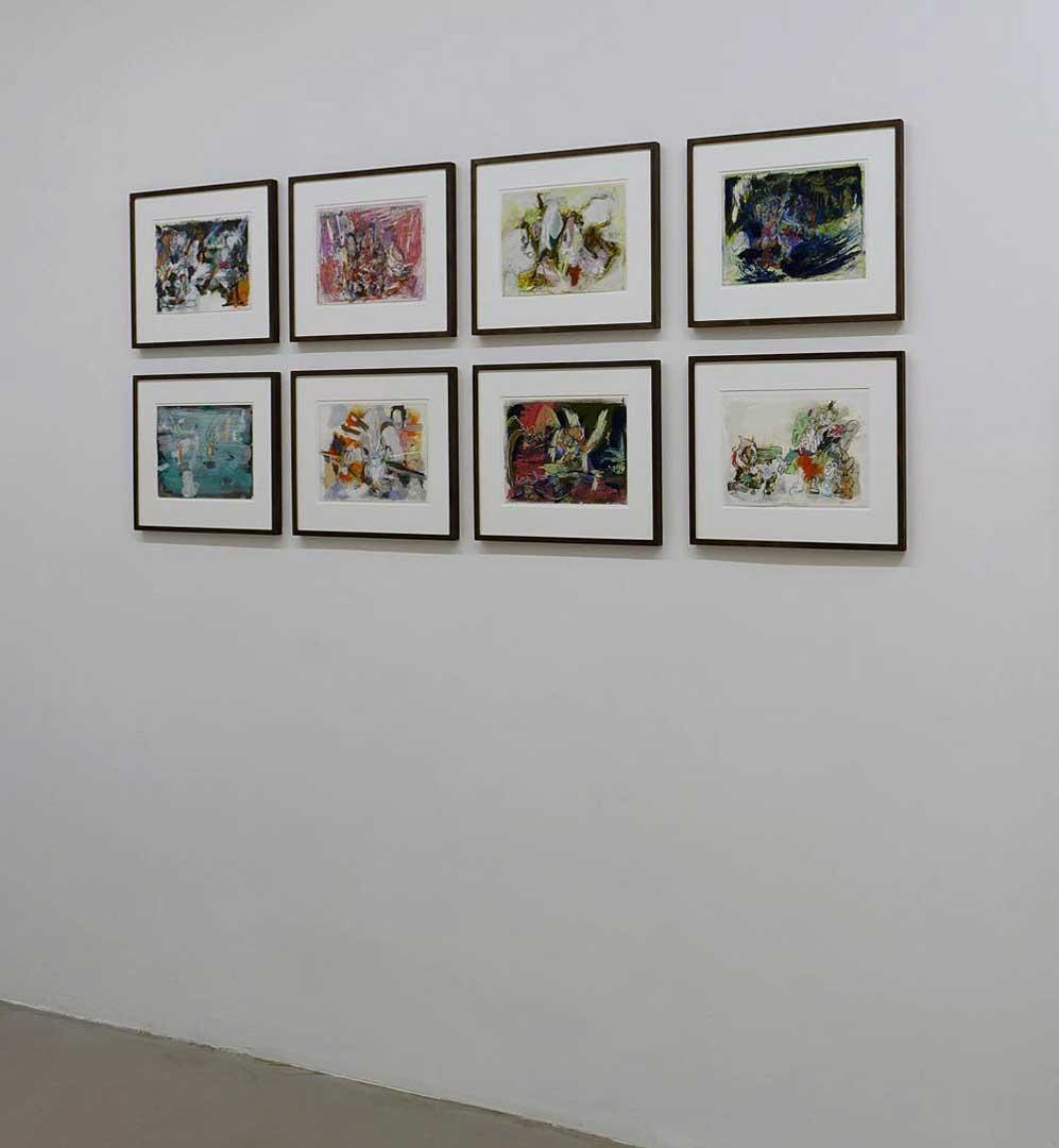 HOOSENSchratMOSES, Galerie Russi Klenner, Berlin, 2018