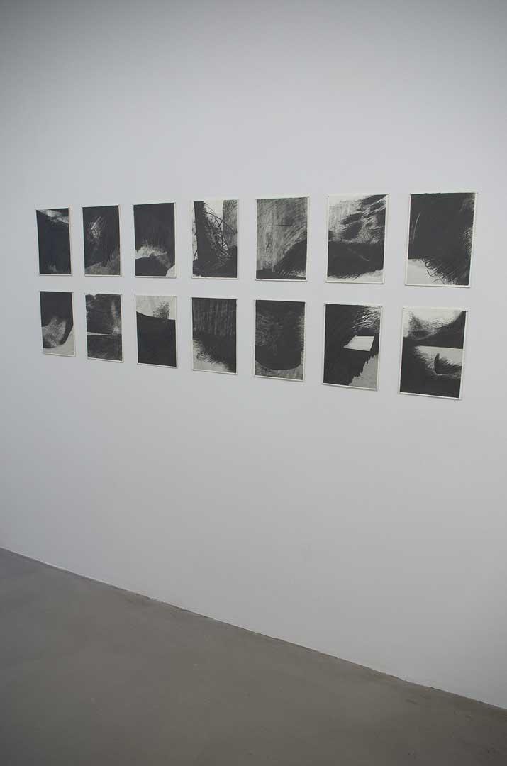 Nach der großen Pause, Galerie Russi Klenner, Berlin, 2016-2017