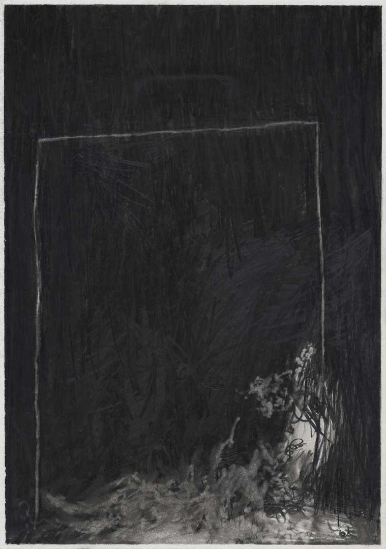 Untitled – 29,7 x 21 cm – Graphite on paper – 2014 – Inventory # 2014.P.G.A4.V.0006