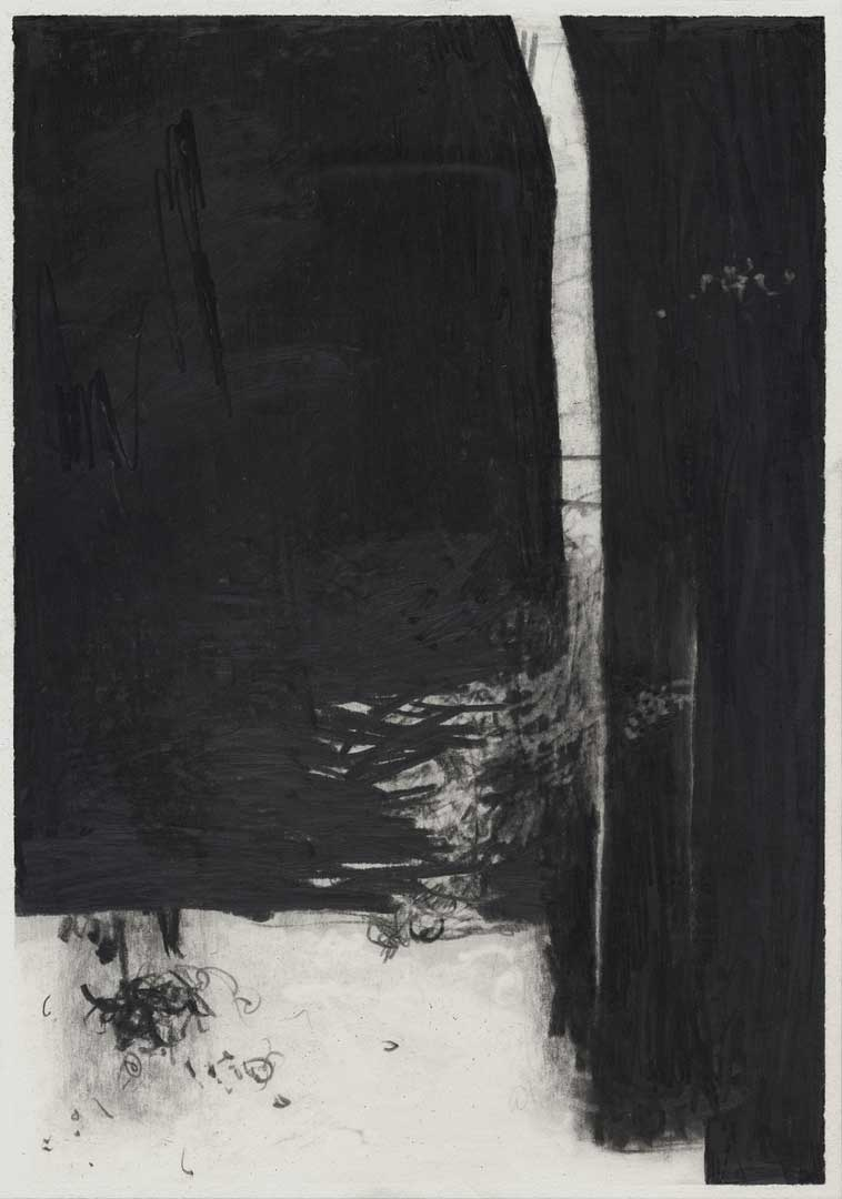 Untitled – 29,7 x 21 cm – Graphite on paper – 2014 – Inventory # 2014.P.G.A4.V.0010