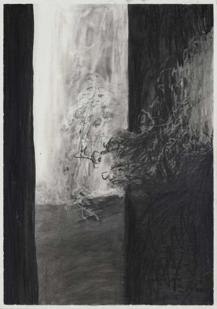 Untitled – 29,7 x 21 cm – Graphite on paper – 2014 – Inventory # 2014.P.G.A4.V.0004